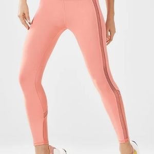 Fabletics High-Waisted Statement PowerHold 7/8